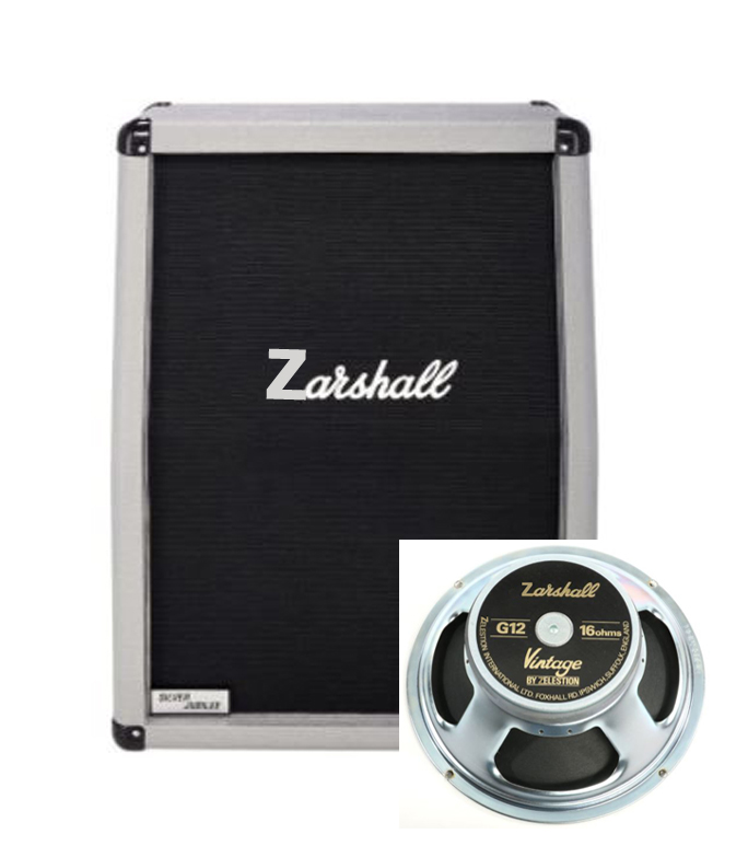 MA2100 Series ( IR of Marshall Silver Jubilee 2536A - G12 Vintage )