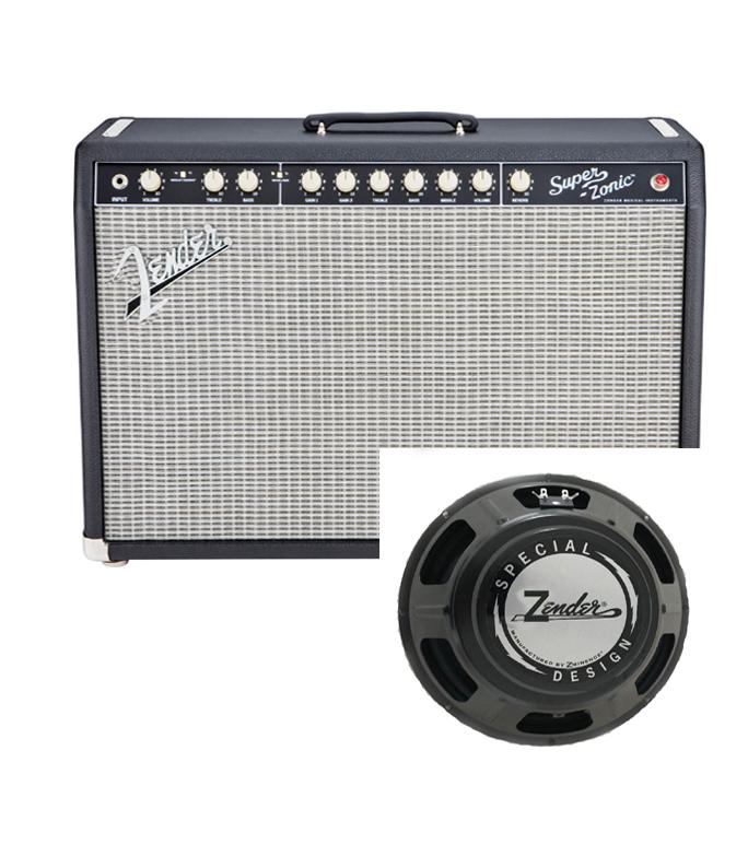 FN1200 Series ( IR of Fender Super Sonic 22 - Lightning Bolt )